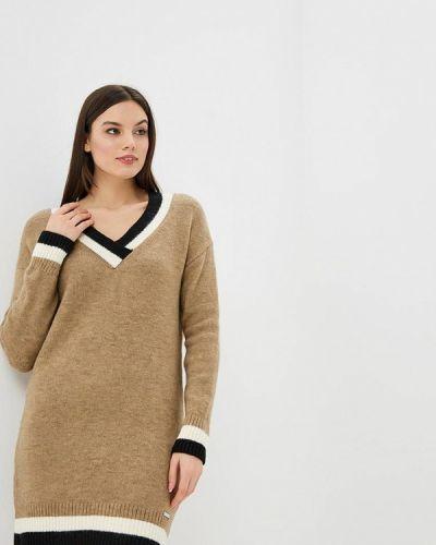 Платье - коричневое Giorgio Di Mare