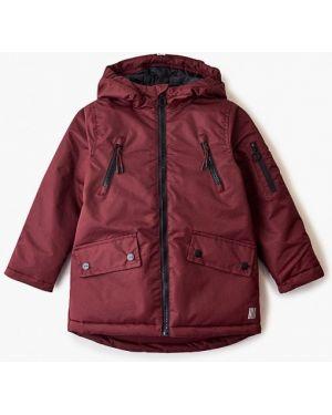 Куртка теплая бордовый Sela