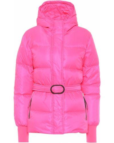 Куртка нейлоновая розовая Kenzo