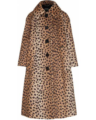 Пальто расклешенное из альпаки The Marc Jacobs