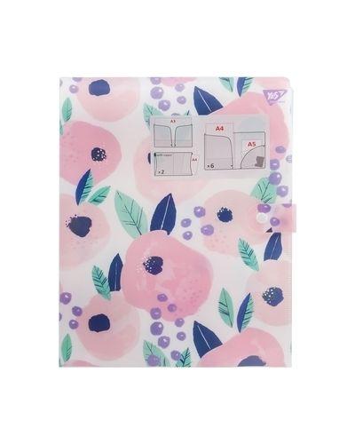 Розовая папка Yes