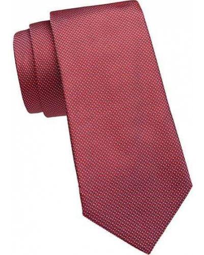 Krawat z jedwabiu Emporio Armani