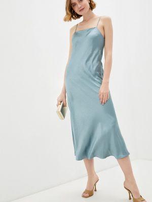 Бирюзовое платье Imperial