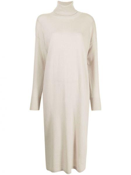 Трикотажное платье миди N.peal
