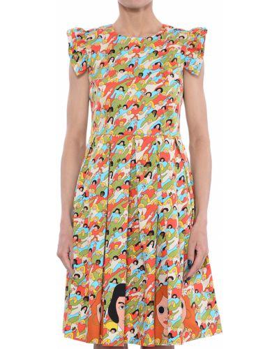 Хлопковое платье 10x10anitaliantheory