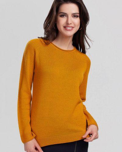 Джемпер - оранжевый Femme