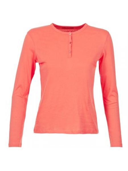 Pomarańczowy t-shirt Botd