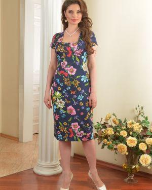 Летнее платье платье-сарафан из вискозы Salvi-s