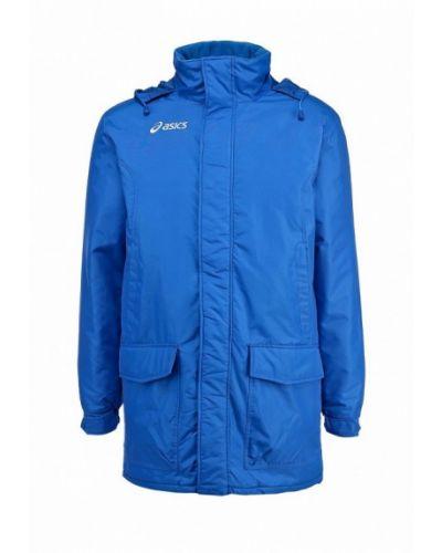 Утепленная куртка осенняя теплая Asics