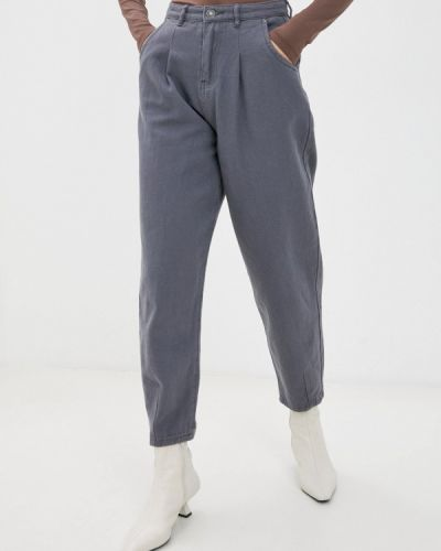 Серые джинсы Sela