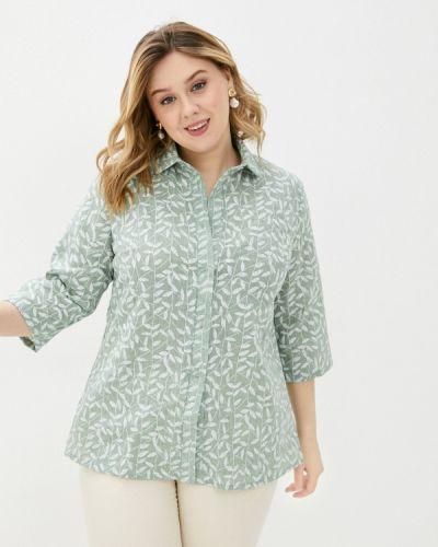 Зеленая рубашка Prewoman