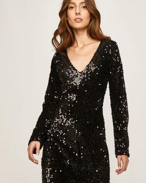 Платье мини с пайетками облегающее Answear
