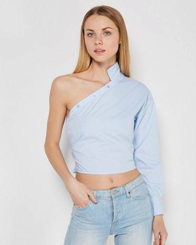 Голубая блузка Paccio