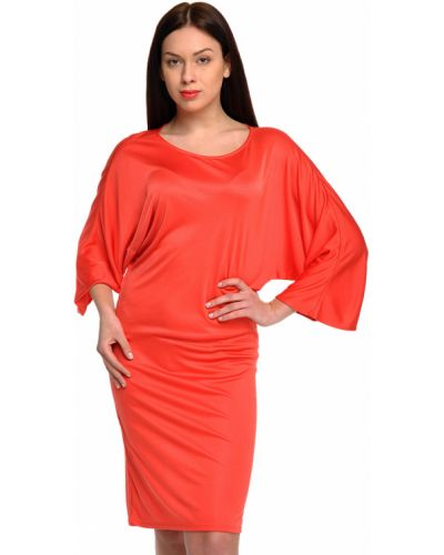 Коралловое платье Ralph Lauren