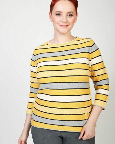 Хлопковый пуловер Rabe Collection
