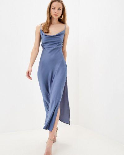 Вечернее платье - голубое Imocean