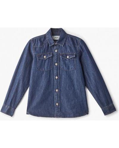 Джинсовая рубашка синий Produkt