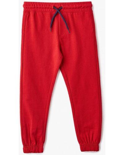 Красные брюки спортивные Ovs