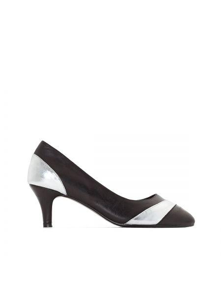 Черные туфли на высоком каблуке Anne Weyburn