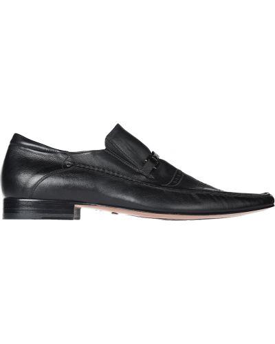 Туфли черные Vinicio Camerlengo