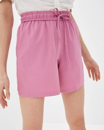 Повседневные розовые шорты Miss Gabby