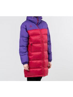 Пальто пальто фиолетовый Nike
