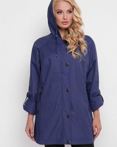 Куртка осенняя синий Vlavi