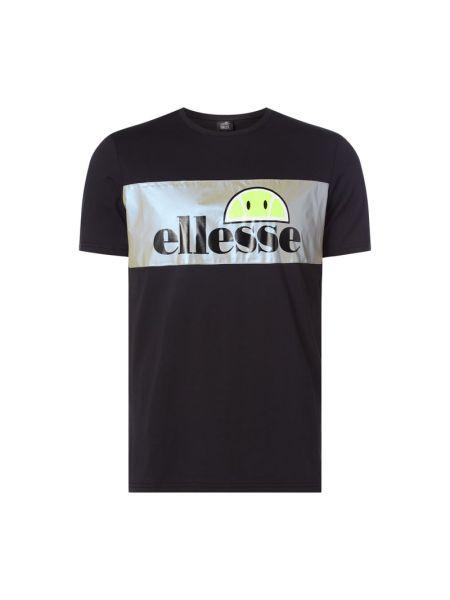 Koszula z logo wełniany Ellesse