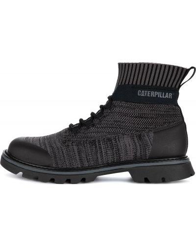 Ботинки прогулочный серый Caterpillar