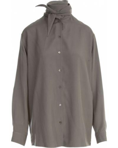 Szara koszula Lemaire