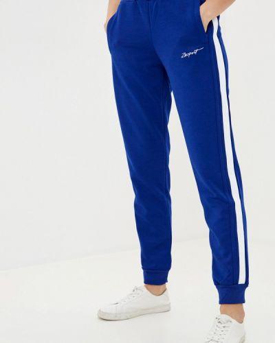 Спортивные синие спортивные брюки Zasport