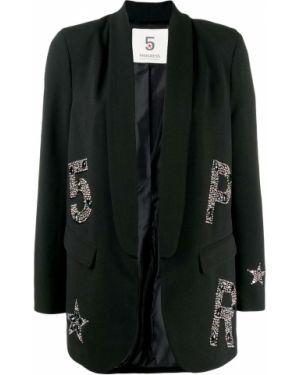 Черная куртка 5 Progress