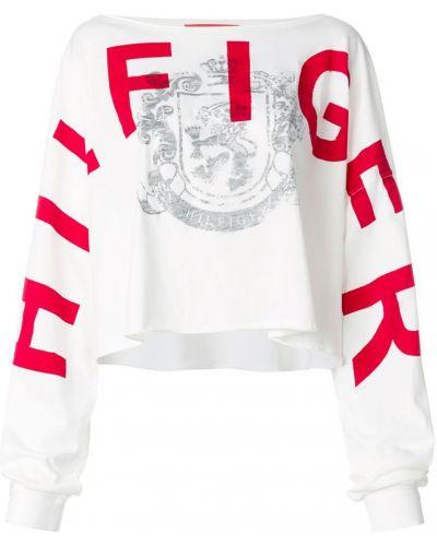 футболка мешковатого кроя Tommy Hilfiger