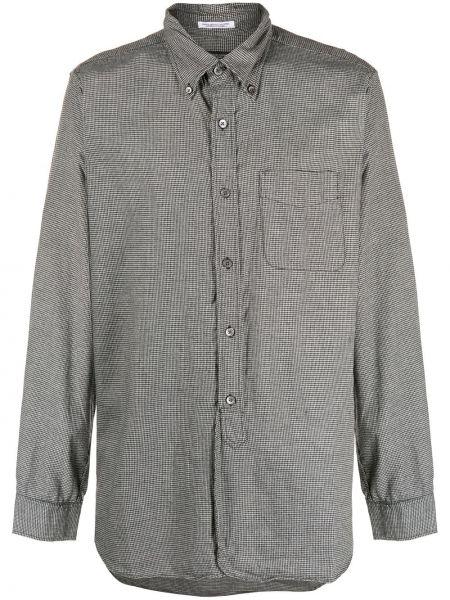 Koszula z długim rękawem z kieszeniami długa Engineered Garments
