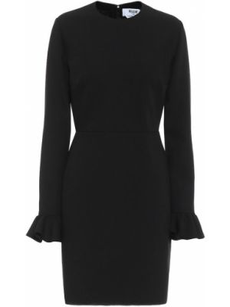Вечернее платье мини бесшовное Msgm