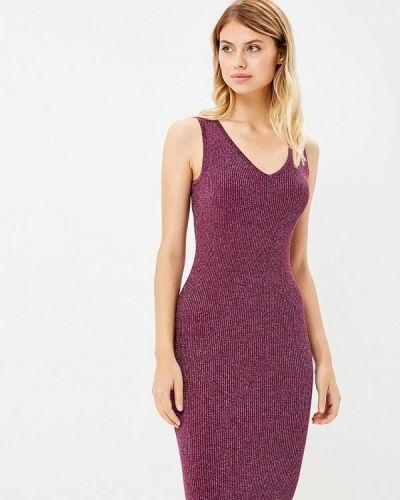 Фиолетовое платье майка Love Republic