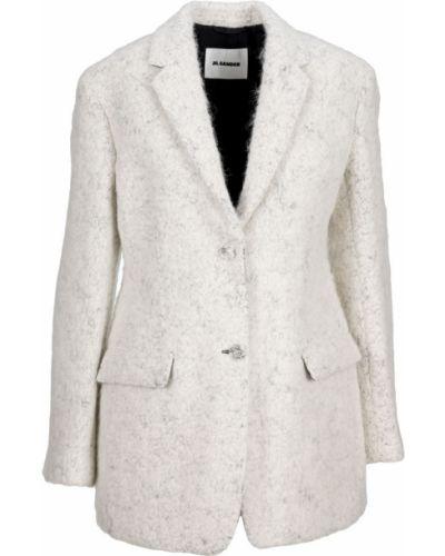 Biała kurtka Jil Sander