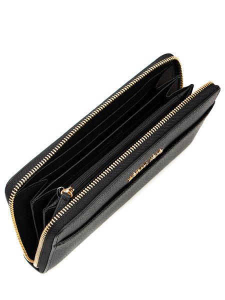 Кожаный кошелек на молнии классический Michael Michael Kors