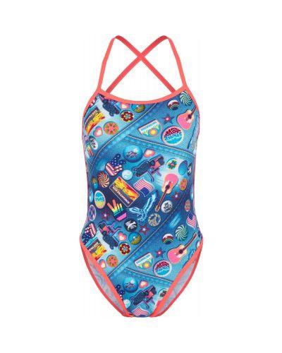 Спортивный купальник для бассейна гипоаллергенный Speedo