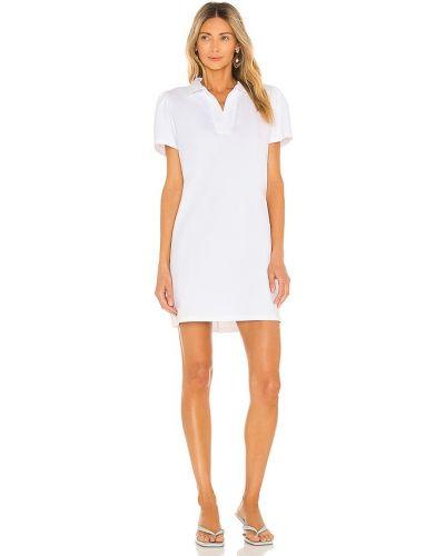 Белое хлопковое платье Generation Love