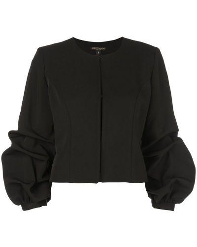 Черная короткая куртка Alberto Makali