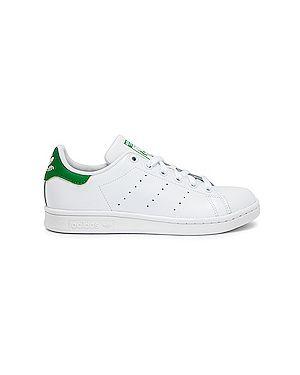 Кожаные кроссовки белый Adidas Originals