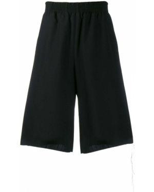 Черные шорты с карманами Camiel Fortgens