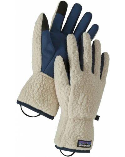 Ciepłe rękawiczki z nylonu Patagonia