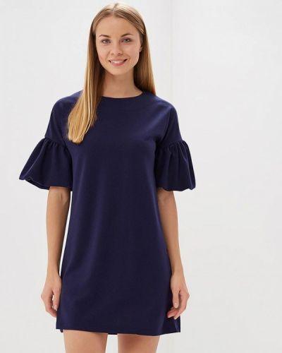 Синее платье весеннее Compania Fantastica