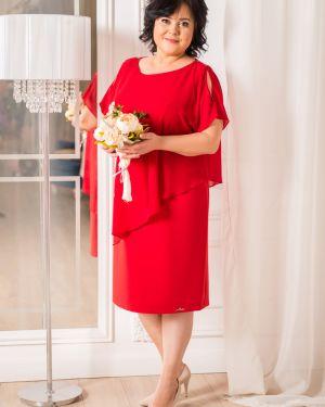 Вечернее платье короткое Merlis