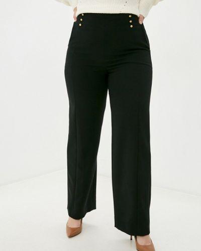 Прямые черные брюки Gerard Darel