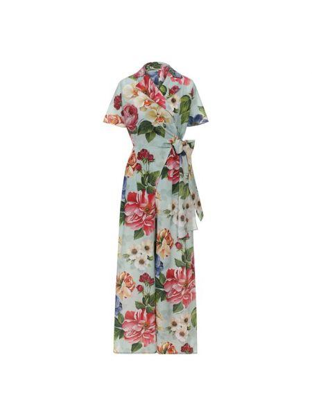 Комбинезон шелковый Dolce & Gabbana