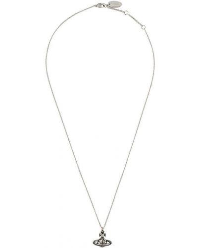 Ожерелье из серебра серебряный Vivienne Westwood