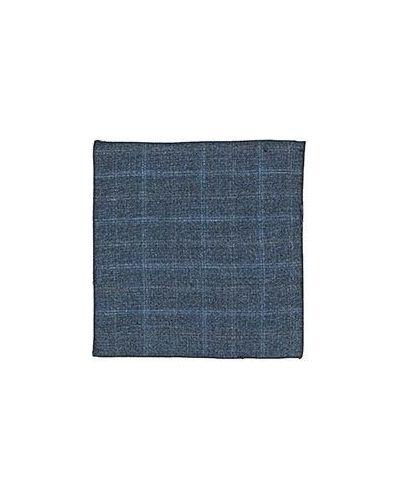 Платок синий Tombolini